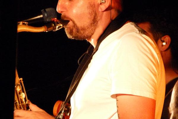 Thomas Doucet saxophone